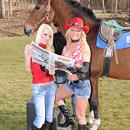 Britney & Brandi | Horse Race Handicappers's Horse Race Gambling Experts