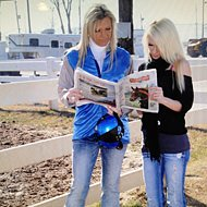 Brandi & Britney | Horse Race Handicappers's Horse Gambling Experts